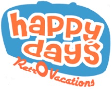 Happy Days Retro Vacations - The Glamping Association