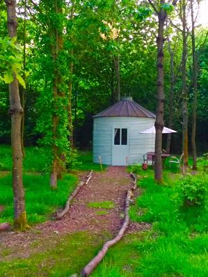 Tey Brook Orchard Browing Bros glamping grain silo